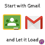 Google Classroom: Start with Gmail and Let it Load - Teacher Tech