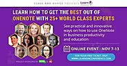 Second Annual Free Online OneNote Conference Is Jam Packed with Education Talks |