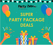 Party Supplies, Gifts & More