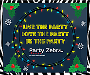 Throw amazing Parties with Party Zebra Party Packages.