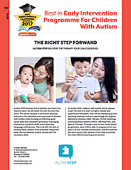 Best Place AutismStep Singapore For Autism — Zhang Liyuan Autism
