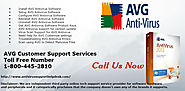 AVG Customer Support Services