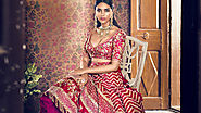 Designer Bridal Lehengas - The Best Designer Wedding Dresses for Your Pheras