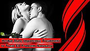Herbal Male Impotence Treatment to Treat ED Problem Naturally