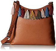 Rebecca Minkoff Sofia Shoulder Bag, Almond Multi