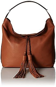 Isobel Hobo Hobo Bag, ALMOND, One Size
