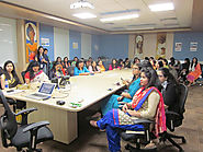 Corporate Training on Power Dressing & Personal Grooming for NIIT on Women's Day