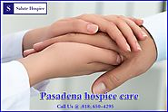 Affordable and Dependable Hospice Care in Pasadena – Salute Hospice