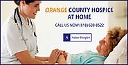 Hospice Orange County is a comfortable place - salute Hospice