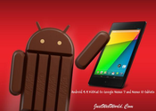Android 4.4 KitKat update rolling out to Google Nexus 7 and Nexus 10 Tablets