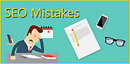 Simple SEO mistakes made by small business websites