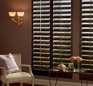 Stylish Wooden Shutters