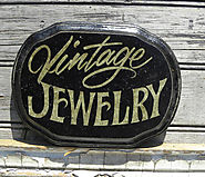 Tackle Antique Jewelry Shopping with a Vision