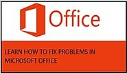 How to Fix MS-Office Problems during Setup Installation? - Microsoft Help