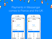 Send Money to Friends in Messenger – Now in Euros and British Pounds | Facebook Newsroom