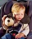 Monkey Seat Belt Pillows For Kids