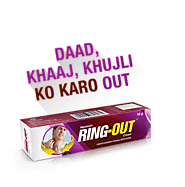 An Anti-fungal Ointment for Fungal Infections and Ringworm Treatment - Ringout