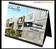 Ready Possession Premium Villas in Whitefield Bangalore | Arvind Expansia