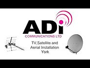 TV Aerial Installation York - Aerial York - Aerial Installers York - TV Aerial Man Near Me in York