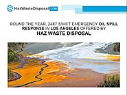 Round the Year, 24X7 Swift Emergency Oil Spill Response in Los Ang.. |authorSTREAM