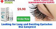 Get Your Eyes Framed with Long Thick and Dark Lashes Using Careprost ~ Women's Care Group