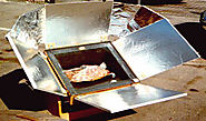 Weekend Project: How to Build Your Own Cheap, Simple Solar Oven - Chelsea Green Publishing