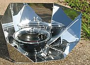 The 4 Types of Solar Cookers • Nifty Homestead