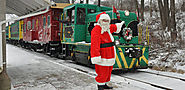 Train Ride with Santa at the Belton Railroad - 12/2/17 - 12/9/17