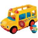 Fisher-Price Little People School Bus: Toys & Games