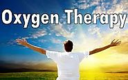 Curing Diseases - Try Oxygen Therapy