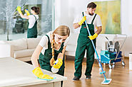 Commercial Cleaning Services | Professional Commercial Cleaning Services
