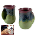 Mossy Creek Hand Warmer Mug Left-Handed