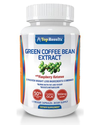 Pure Green Coffee Bean Extract 800mg Pills, GCA® (50% Chlorogenic Acid) Plus 100mg of Raspberry Ketones - Dr. Oz Reco...