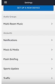 How To Set Up Multi-Room Music on Amazon Echo Devices?