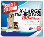 Simple Solution Training Pee Pads For Dogs