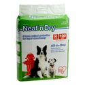 IRIS Neat 'n Dry Floor Protection and Training Dog Pee Pads