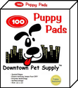 Super-Absorbent Polymer PUPPY PADS - Dog Wee Wee Housebreaking Disposable Training Pads