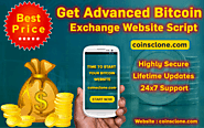 Bitcoin Currency Exchange Script - Coins Clone Join With Us