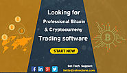 Looking For Professional Bitcoin & Cryptocurrency Trading Software