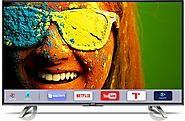 Sanyo 107.95cm (43 inch) Full HD LED Smart TV Online | No Cost EMI & Exchange Offer