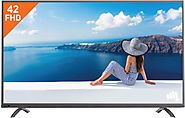 Micromax 106cm (42 inch) Full HD LED TV Online | No Cost EMI & Exchange Offer