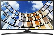 Samsung Basic Smart 100cm (40 inch) Full HD LED TV Online | No Cost EMI & Exchange Offer