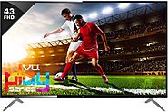 Vu 109cm (43 inch) Full HD LED TV Online at best Prices In India | No Cost EMI & Exchange Offer