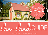 All You Will Ever Need To Know About She Sheds