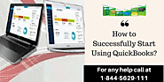 How to Successfully Start Using QuickBooks?