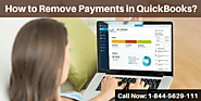 How to Remove Payments in QuickBooks?