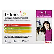 Trifexis for Dogs: Buy Trifexis Online - Flea & Heartworm Prevention for Dogs - CanadaVetExpress.com