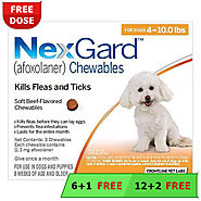 Nexgard for Dogs : Buy Nexgard Flea Tick Chewable For Dogs Online - CanadaVetExpress.com