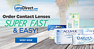 Discount Contact Lenses | Cheap Contact Lenses Online