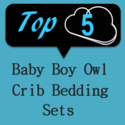 Baby Boy Owl Crib Bedding Sets